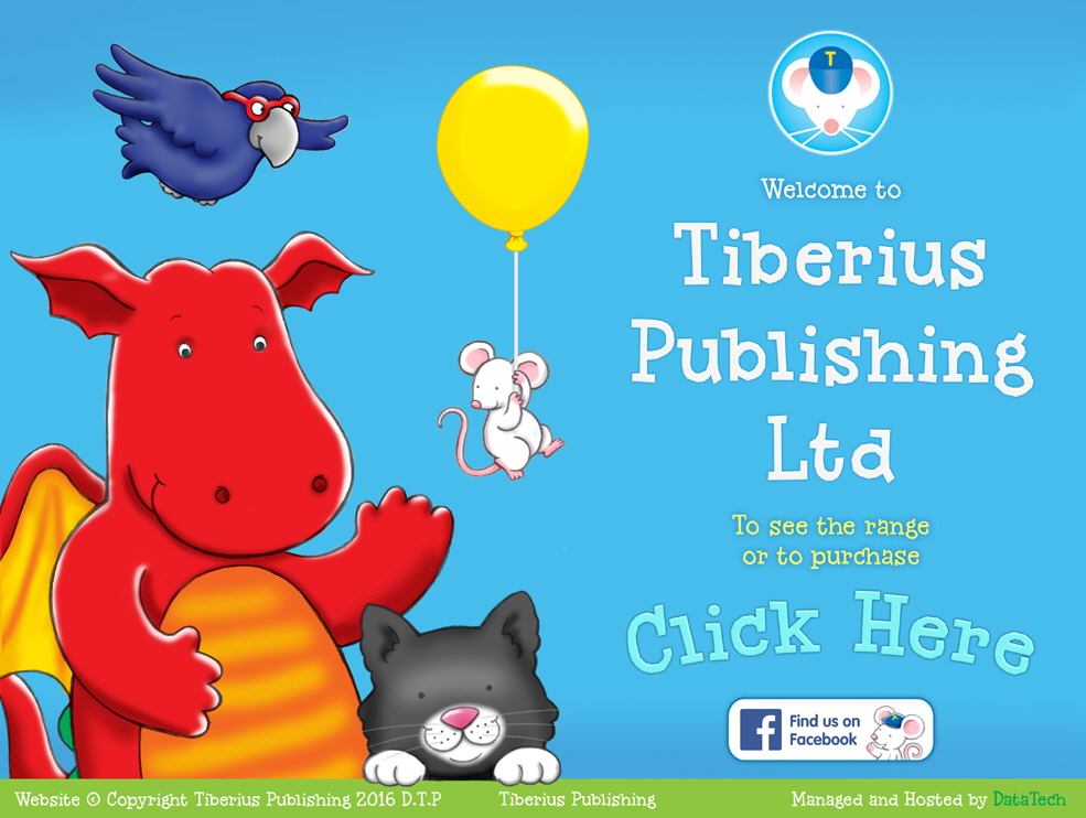Welcome to Tiberius Publishing